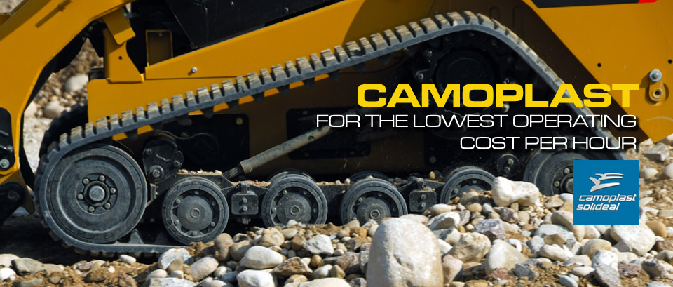 Camoplast Rubber Tracks / Undercarriages